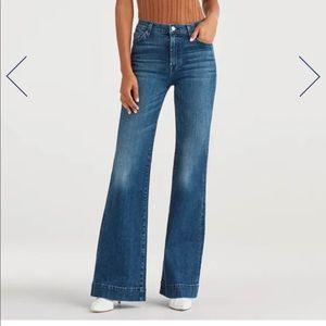 7 For All Mankind Dojo blue jeans